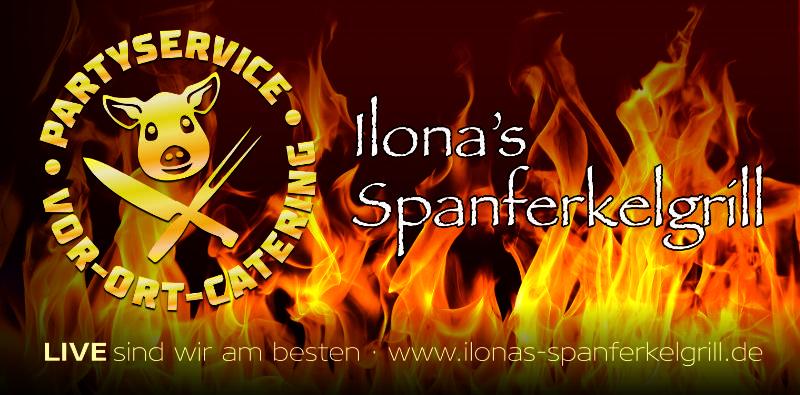 Ilonas Spanferkelgrill